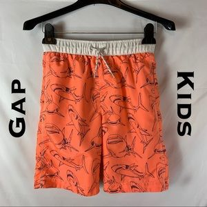 Gap Kids Swimming Trunks with Sharks
